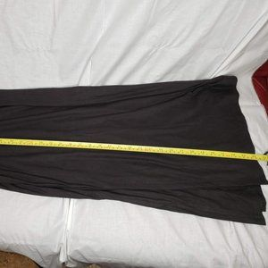 Terra & Sky Skirts - Soft Sueded Pocket Maxi Skirt